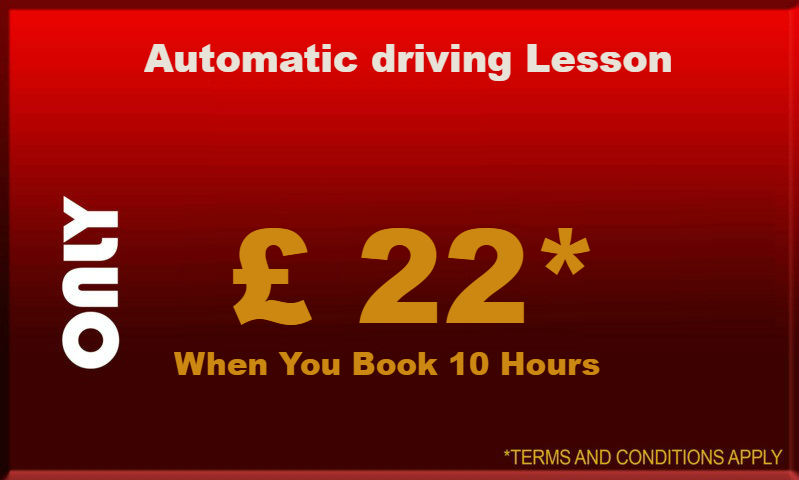 10 HOURS OFFER (Automatic)